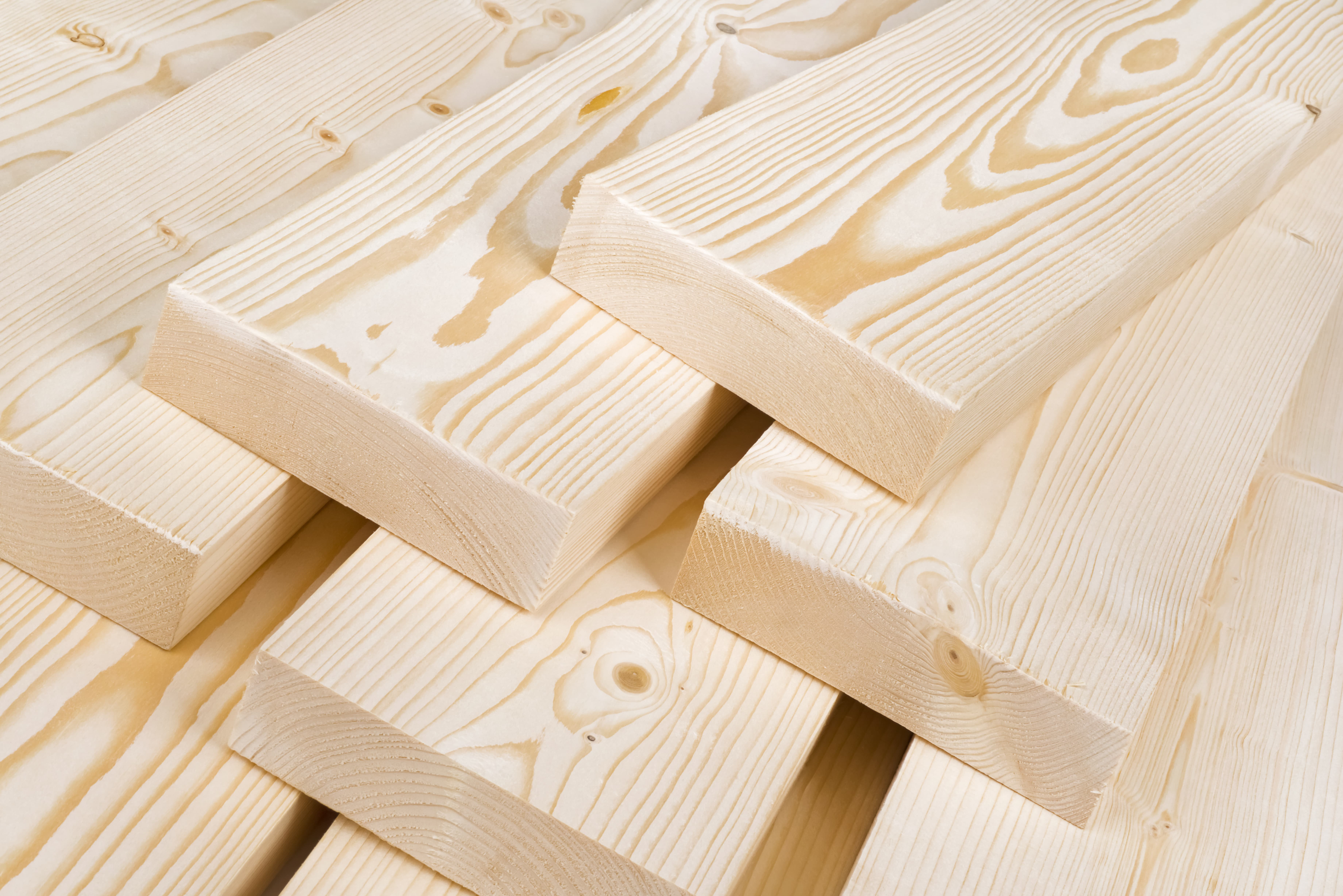 We plan to start trading planed timber